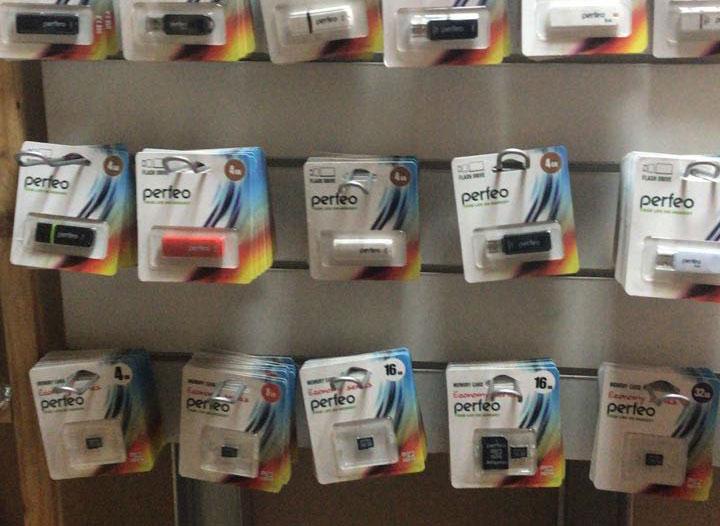 Поступление карт памяти и USB-флеш