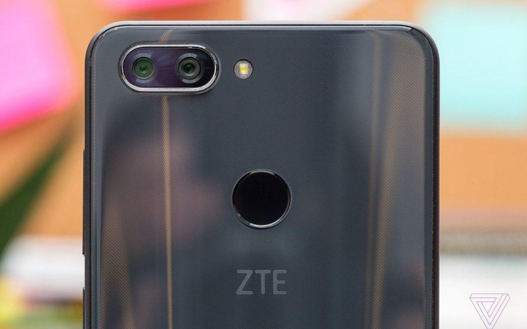 Смартфоны ZTE вернулись на рынок!