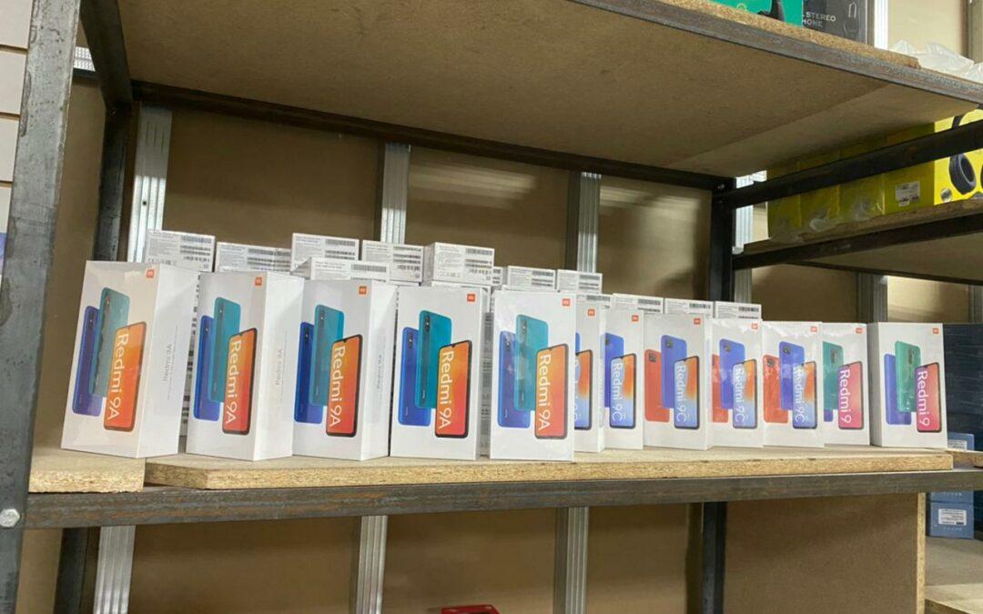 Смартфоны Xiaomi оптом в Барнауле