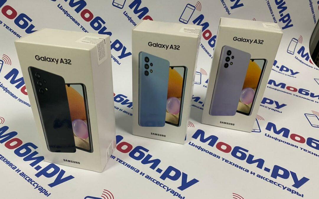 Смартфоны Samsung A32